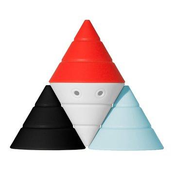 Moluk - Zabawka kreatywna Hix - Nordic colors