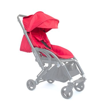 Vidiamo Zestaw tapicerek do wózka Limo Berry Red VIDIAMO
